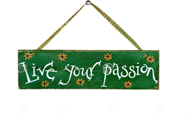 Live Your Passion