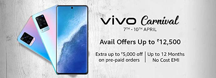 Amazon Vivo Mobile april offer